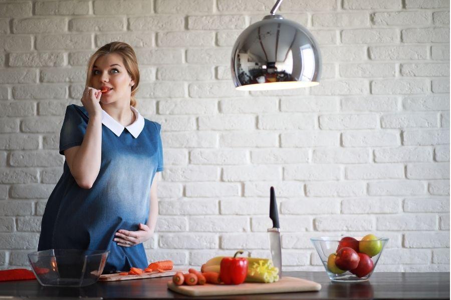 Fertility Diet Pregnant Eating Healthy