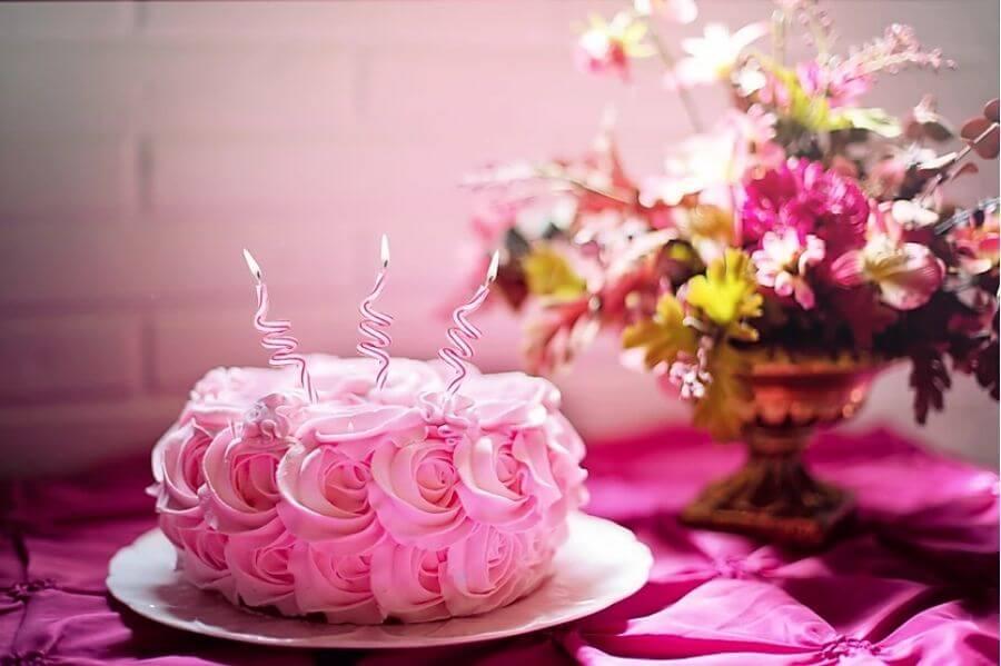 Birthday Cake for Happy Hormones