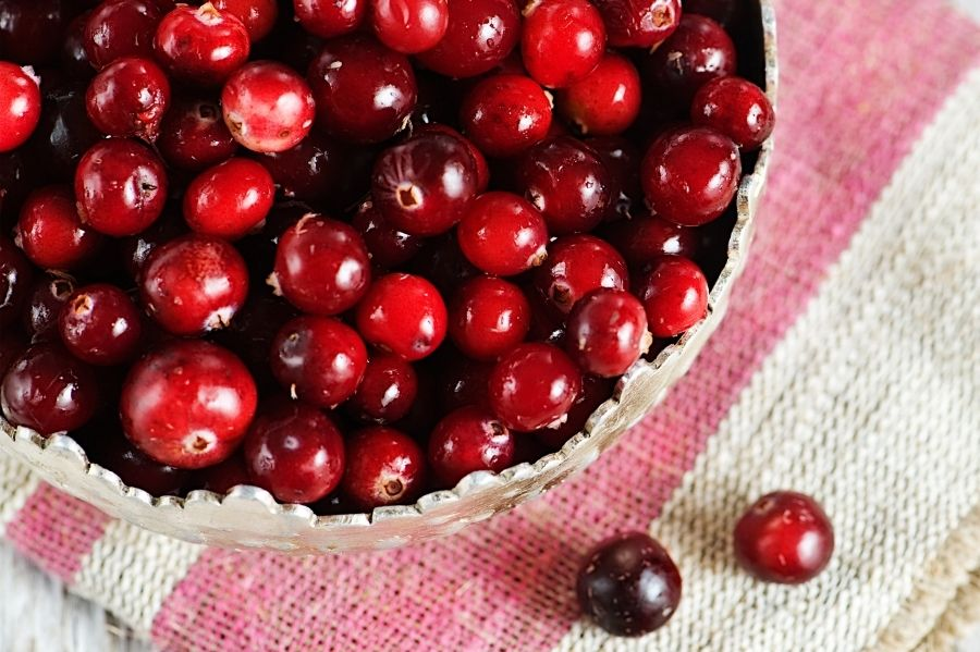 Cranberry-Red-Flow