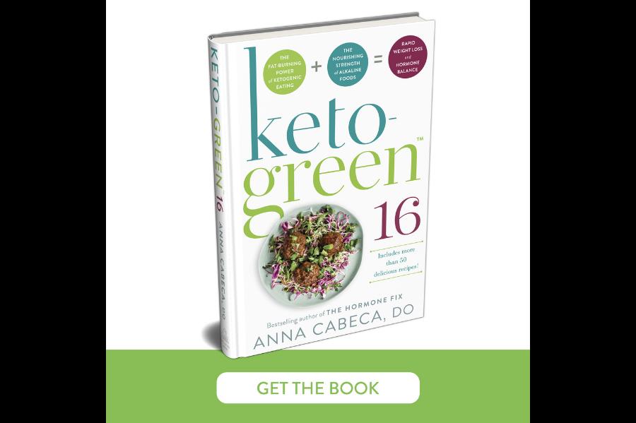 _Keto-Green 16 Book by Dr Anna Cabeca