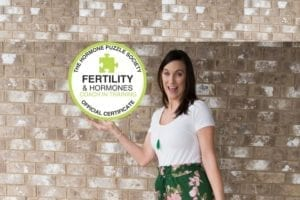 The Hormone P.U.Z.Z.L.E Society Fertility Coach Certification by Coach Kela