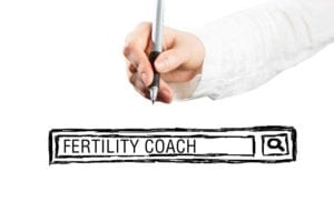 where can i find a fertility coach