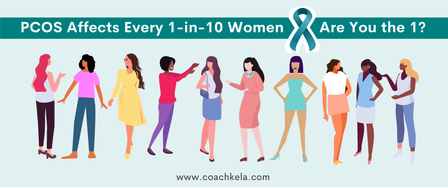 PCOS Affects Every 1-in-10 Women, Are You the 1