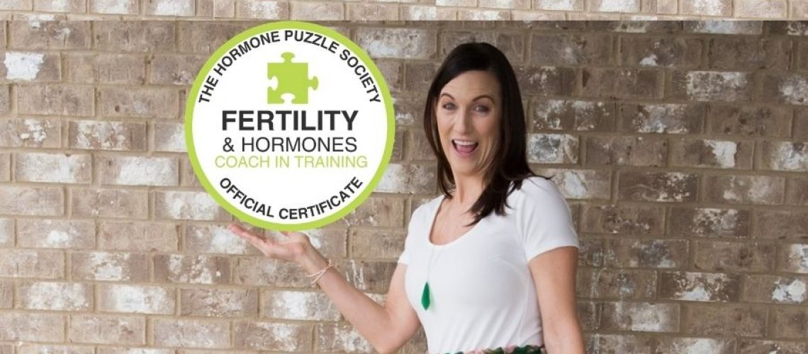 The Hormone P.U.Z.Z.L.E Society Fertility Coach Certification by Coach Kela